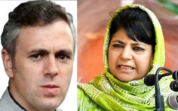 Omar, Mehbooba condemn serial blasts in Sri Lanka